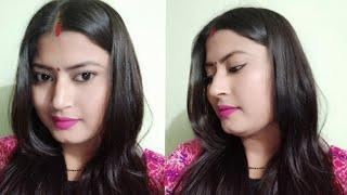 BB cream light makeup tutorial party office in Hindi #jayajivanshi