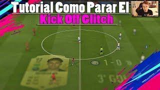 FIFA 19 KICK OFF GLITCH TUTORIAL - Como Defender Mejor Saque De Centro Efectivo