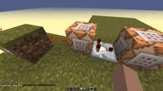 Minecraft Redstone Tutorial : E1 : Banned Item System&more HEBREW]