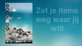 Tutorial - Hoe Maak Je Een Eigen Unlock Screen. (Nederlands)