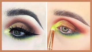 TOP Best Viral Eye Makeup 2018 | New Makeup Tutorial Compilation | Part 33