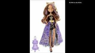 13 Wishes Monster High.