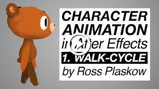 How To Make A Cartoon | Character Animation - After Effects