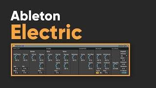 Ableton Live Electric synth tutorial