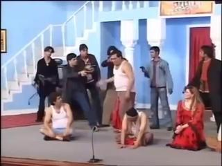 Funny Pakistani Clips Punjabi Stage Drama Video New Funny Clips Pakistani 2013