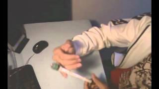 Pinkyback 1.5 Cont : Tutorial  En Français ( Pen Spinning )