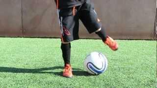 Learn Hazard Football Skills - Soccer Skills For Kids
