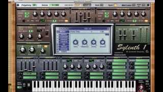 HOW TO MAKE SWEDISH HOUSE MAFIA TYPE SUPERSAWS WITH SYLENTH IN ABLETON