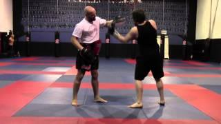 Tutorial On 10 Muay Thai And Boxing Focus Mit Punches (series 5)