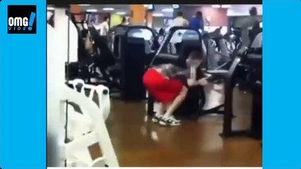 funny video Gymnastics - OMG VIDEO