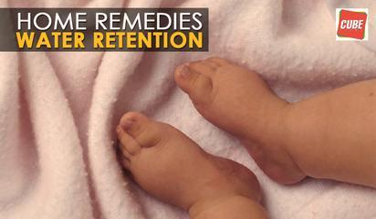 Water Retention - Home Remedies | Health Tips