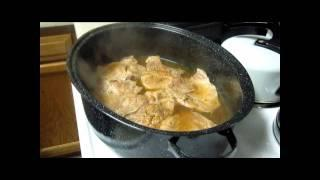 Italian Pork Chop Tutorial