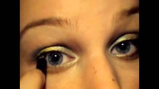 FIFA 2010 World Cup   Argentina Inspired Makeup Tutorial