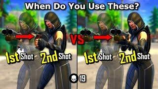 BEST Double Barrel Shotgun TIPS! Console Tutorial (Fortnite battle Royale)