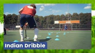 Indian Dribble Tutorial - Field Hockey Technique | Hockey Heroes TV