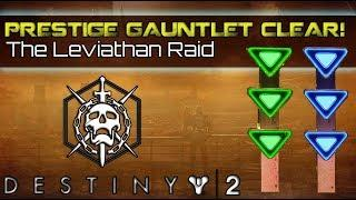 Destiny 2 | Gauntlet Prestige Raid Clear & completion! (Live tutorial & guide)