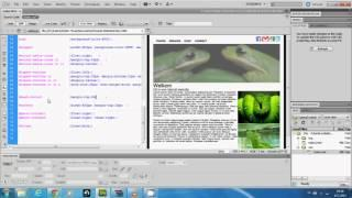 Deel 5: HTML CSS, Tutorial, Nederlands, Dreamweaver CS5.5, Website Maken Voor Beginners