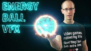 After Effects Energy Ball VFX Tutorial