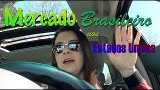 Estados Unidos - Mercado Brasileiro (Guloseimas) By Luck Stars