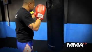 Francisco Veras - Video Aula Muay Thai - Treino No Saco De Pancada