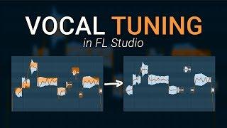 How To Tune Vocals in FL Studio -  Newtone Tutorial