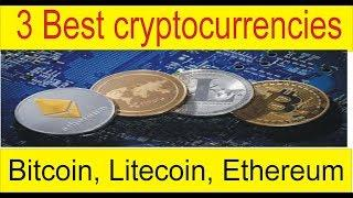Best 3 Cryptocurrencies For Trading | Tani Forex BTC, LTC And ETH tutorial in Hindi and Urdu