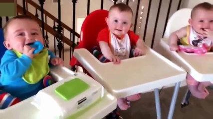 funny cute baby behavior - YouTube