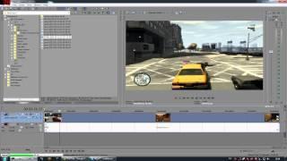 Tutorial On Sony Vegas Pro 10 (Danish)