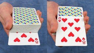 the IMPOSSIBLE RISING - Card Magic Tutorial