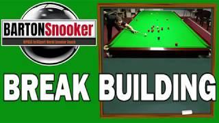 Snooker Break Building - Tutorial - Coaching