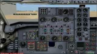 SimCheck A300B4-200 Arabic Tutorial Part.3