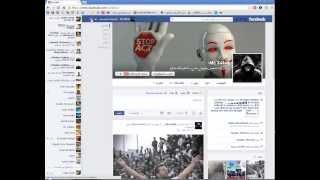 اسهل طريقة لزيادة المعجبين لصفحة في الفيسبوك Facebook 100% 2014 جديد // الدرس الأول //