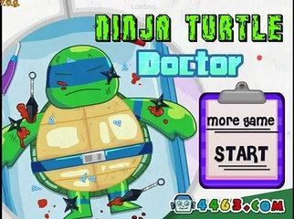 Médico tortuga tortuga Ninja Ninja tratar tutorial
