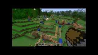 Tutorial RAILCRAFT Minecraft - En Español Spanish PARTE 1