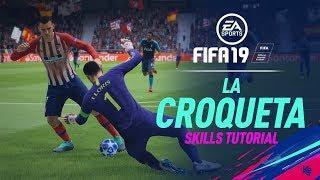 FIFA 19 Skills Tutorial | La Croqueta (Iniesta Skill Move)