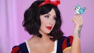 Disney's Snow White Makeup Tutorial- CHRISSPY