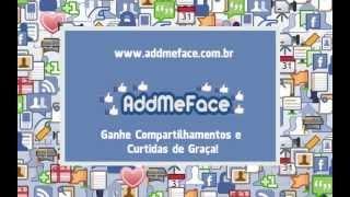 Ganhe Pontos Curtindo Fan Pages - AddmeFace