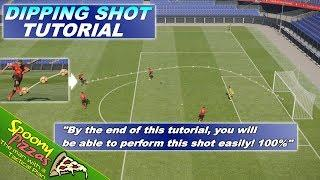 PES 2019 | Dipping Shot Tutorial - 100% works!