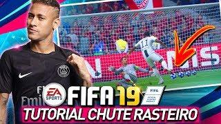 """FIFA 19 - TUTORIAL CHUTE RASTEIRO - NÃO PERCA MAIS GOLS - """"CHUTE INDEFENSÁVEL"""""""