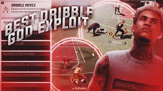*NEW* GLITCHY DRIBBLE GOD EXPLOIT IN NBA 2K19! OVERPOWERED TELEPORT TUTORIAL! BEST DRIBBLE MOVES