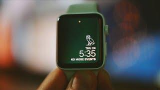One-Of-A-Kind Ultra-Minimal Apple Watch Face Download and Tutorial