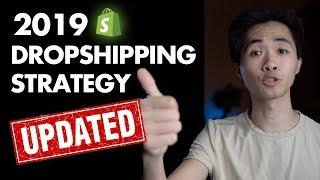 [NEW] 2019 Dropshipping Store Strategy | Shopify Tutorial Step by Step