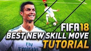 BEST NEW SKILL MOVE IN FIFA 18! CRUYFF TURN TUTORIAL IN ULTIMATE TEAM!