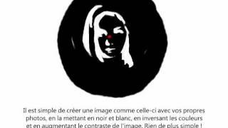 Marie/Mary Optical Illusion [Tutoriel Français]