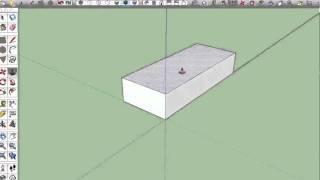 06 Sketchup Nederlands Tutorial Sofa Van 2d Naar 3d