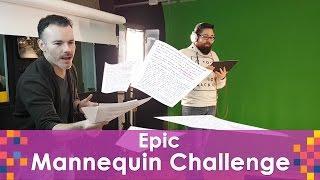 Tutorial: Epic Mannequin Challenge - #Pikceles con @_keyframe