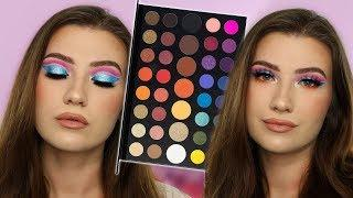 MORPHE X JAMES CHARLES PALETTE (GIVEAWAY!) | Tutorial + Review