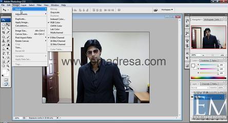 Moods Basic Photoshop Tutorials In URDU, Hindi By Emadresa