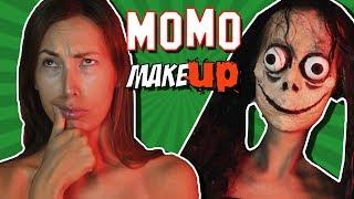 DIY - ГРИМ МОМО | Макияж на хэллоуин | Momo makeup tutorial
