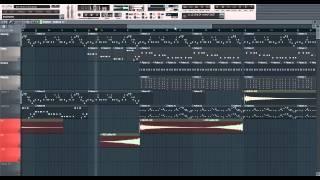 Ildra Sound In FL Studio Romanian House